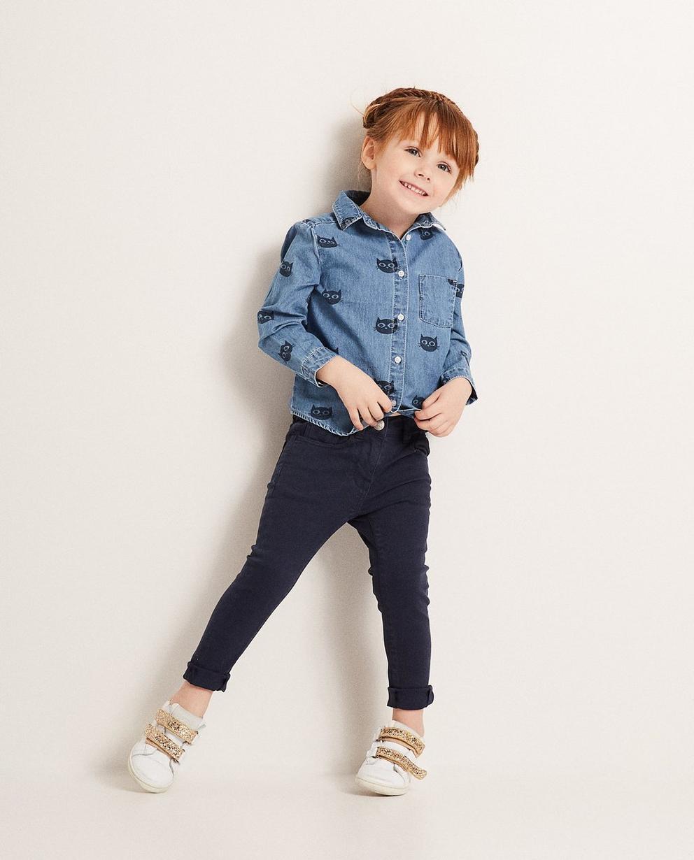 Skinny-Jeans MARIE  - mit Fransen an den Beinen - JBC
